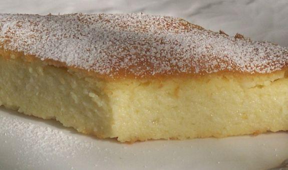 Belgian Rice Pie (Rijsttaart) | Tasty Belgian Cooking | Pinterest