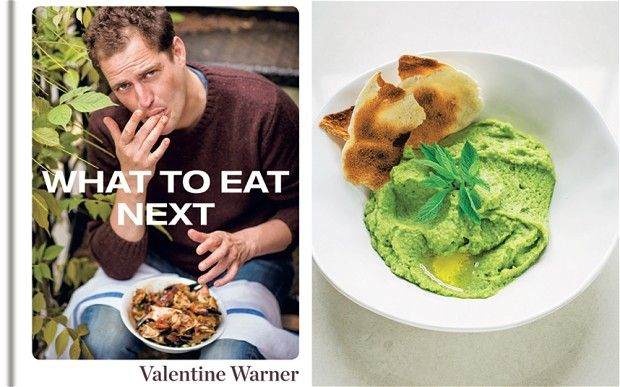 Valentine Warner's new book is full of satisfying recipes such as this ...