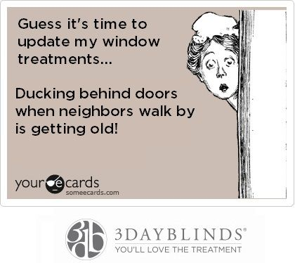 If this is you, we can help!- azblinds.com