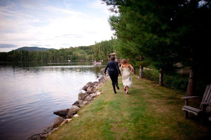 tupper lake real wedding