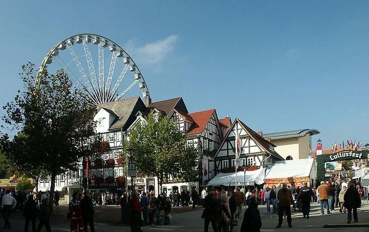 Bad Hersfeld, Germany | Germany/Europe:to do list | Pinterest