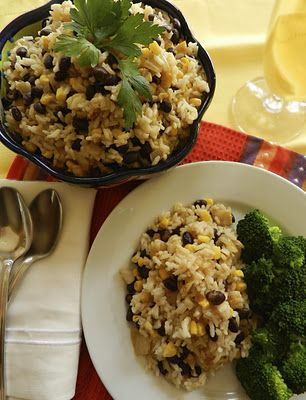 Black Beans and Rice | Yummy Recipes - Rice and Sides | Pinterest