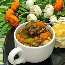 The best Vegetable Beef soup ever! | Eats | Pinterest