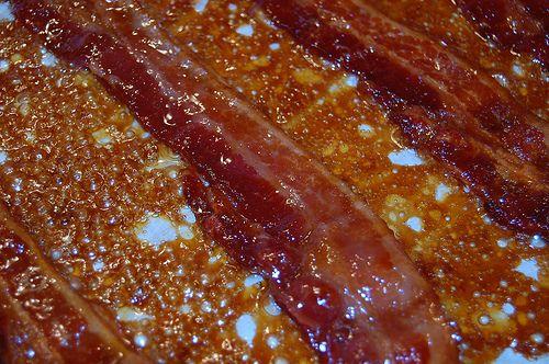Caramelized Bacon | Meat - Ham & Bacon | Pinterest