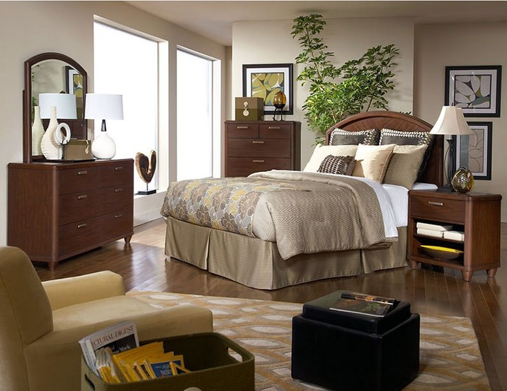 Beaumont Bedroom Via Cort Furniture Cort Home Furnishings For Re