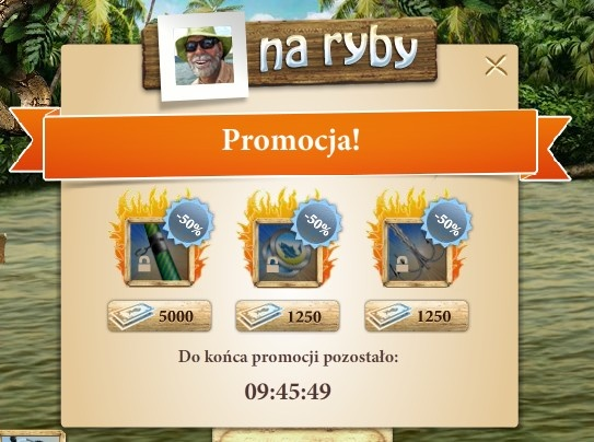 Promocja – 20.06.2013 http://wp.me/p3BcPi-6P #naryby #letsfish