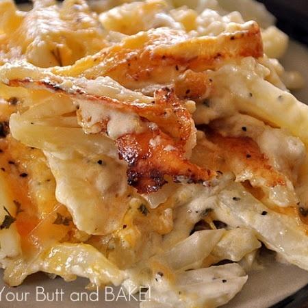 Creamy Cheesy Potatoes   delis.   Pinterest