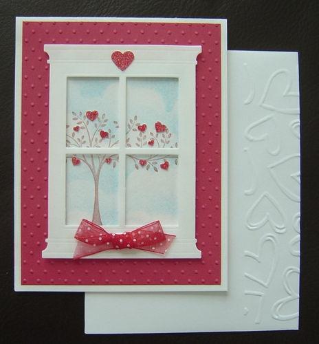 valentine card make