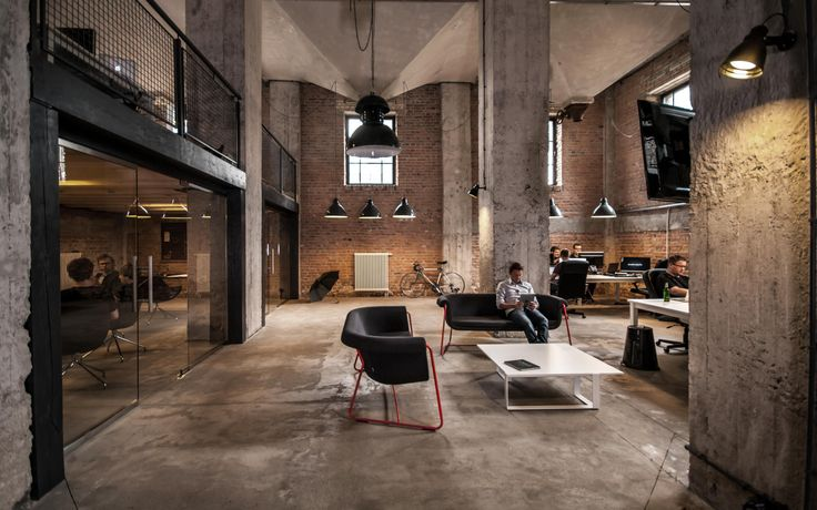Industrial Office Google Search Cool Offices Pinterest