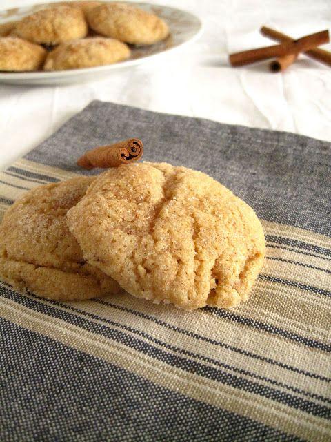 Cinnamon - Vanilla Monster Cookies Recipe — Dishmaps