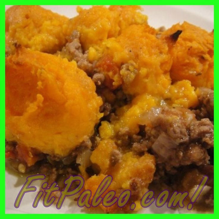 paleo shepherds pie | Food | Pinterest