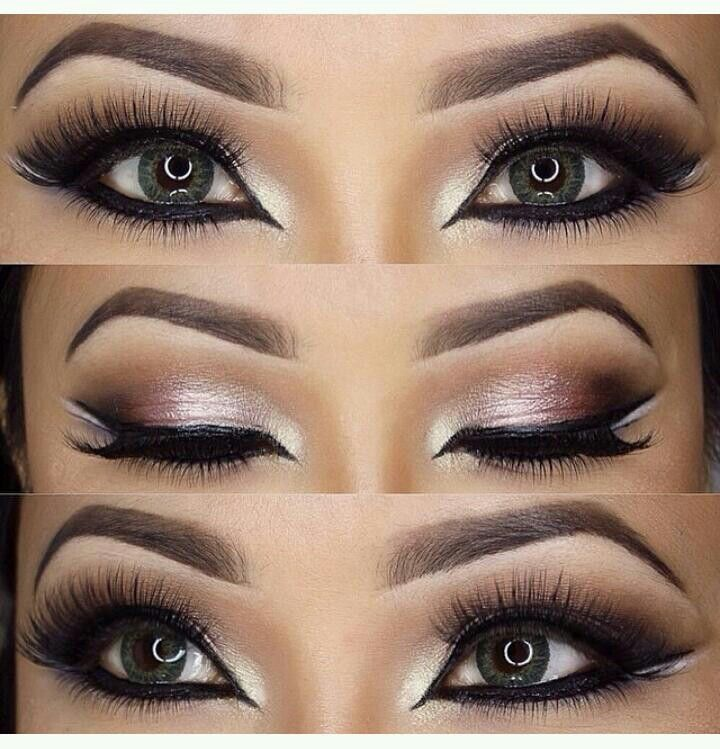 Prom makeup | Hair! | Pinterest