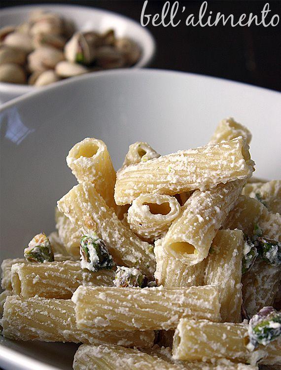 Maccheroni alla Ricotta {Macaroni with Ricotta}