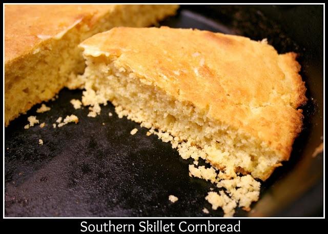 Skillet Cornbread | Makin' it Mo'Betta - my blog | Pinterest