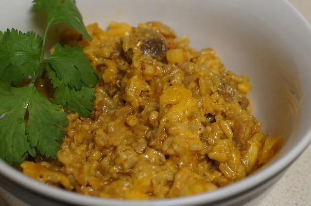 Creamy Chorizo & Chicken Casserole #recipe