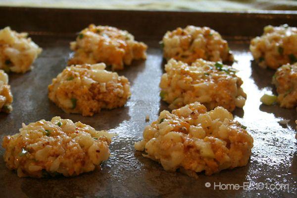 Cheddar cauliflower bites | Side Dishes | Pinterest