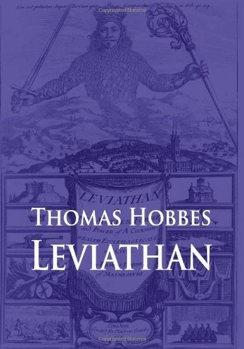 an overview of hobbes quotes from leviathan Dive deep into thomas hobbes' leviathan: or, the matter, form, and power of a commonwealth ecclesiastical and civil with extended analysis, commentary, and discussion.