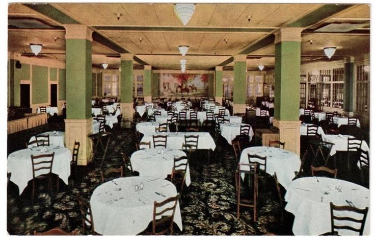 Miller Rhoads Tea Room Richmond Va