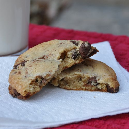 Ultimate Chocolate Chip Cookies | Favorite Recipes | Pinterest