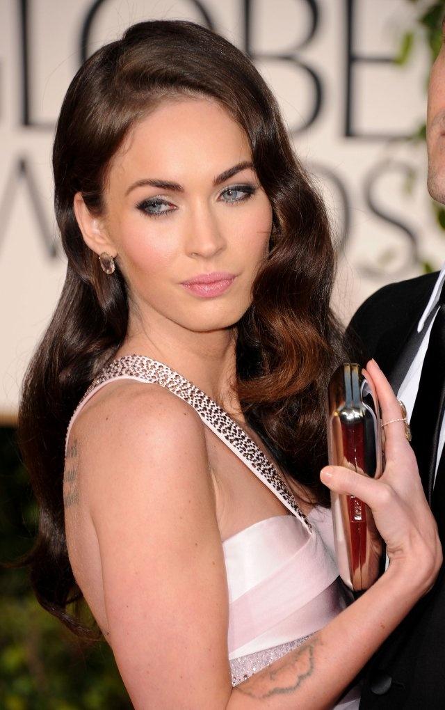Megan Fox | Act... Eyelashes