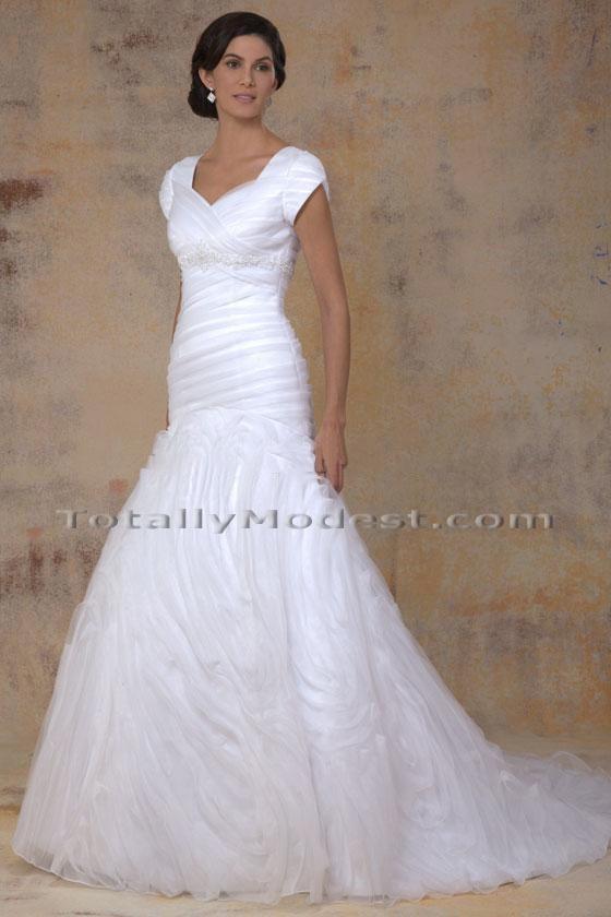 yolanda febles wedding dresses with sleeves