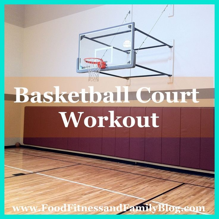 Pin by bite size wellness on fitness mania pinterest for Basketball gym dimensions
