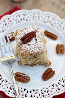 Apple Pecan Cake | Apple icious | Pinterest
