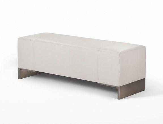 HOLLY HUNT 54x16x17 bench Pinterest