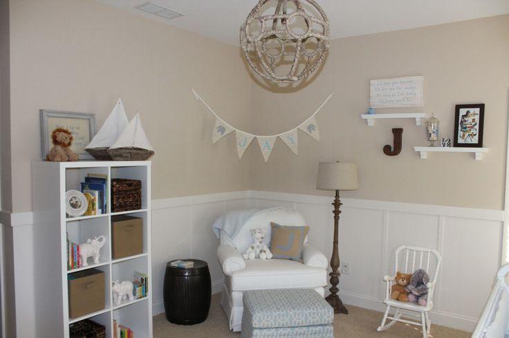 Cozy corner for nursing and cuddling - #nursery