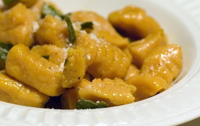 More like this: sweet potato gnocchi , potato gnocchi and gnocchi .
