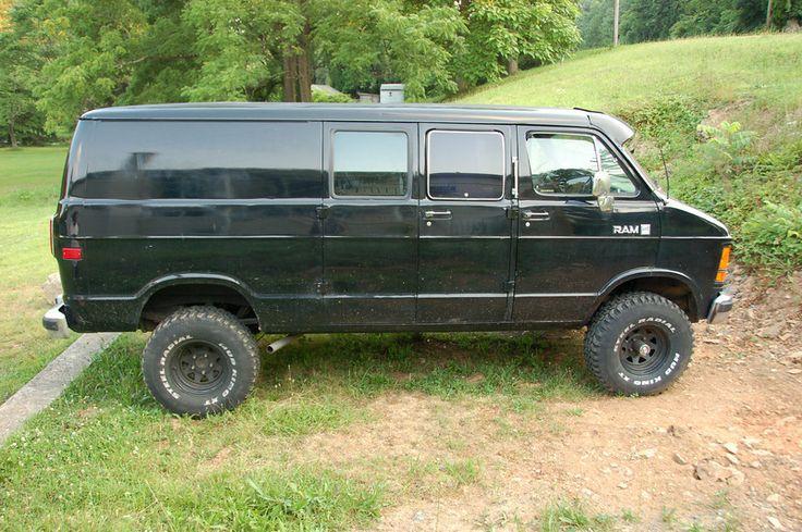 Craigslist Quigley 4x4 Van