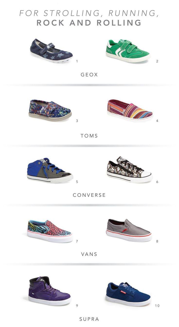Nordstrom Kids Shoes - summer