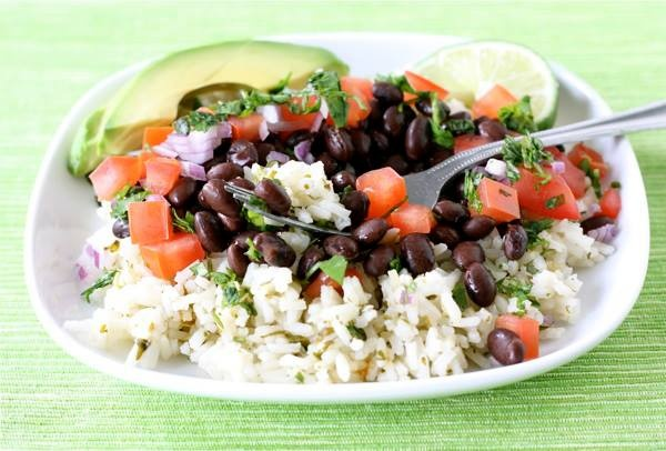 Mexican Rice Bowls | Fiesta | Pinterest