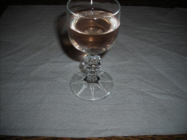 Peach Liqueur | Recipe
