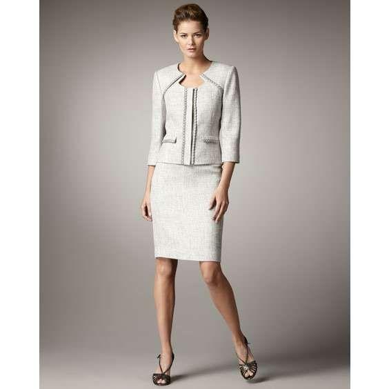 marcinklisz: Tahari women's dress fits
