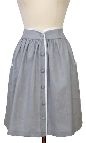 This skirt is darling!