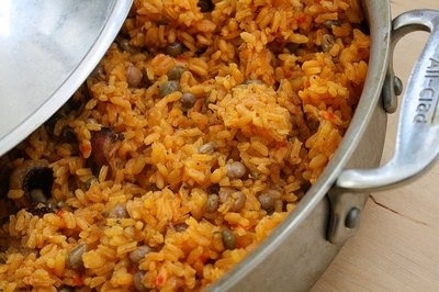 Rice with pigeon peas   Recipes   Pinterest