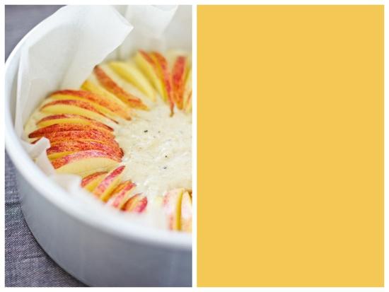 Apple Cardamom Cake | yum | Pinterest