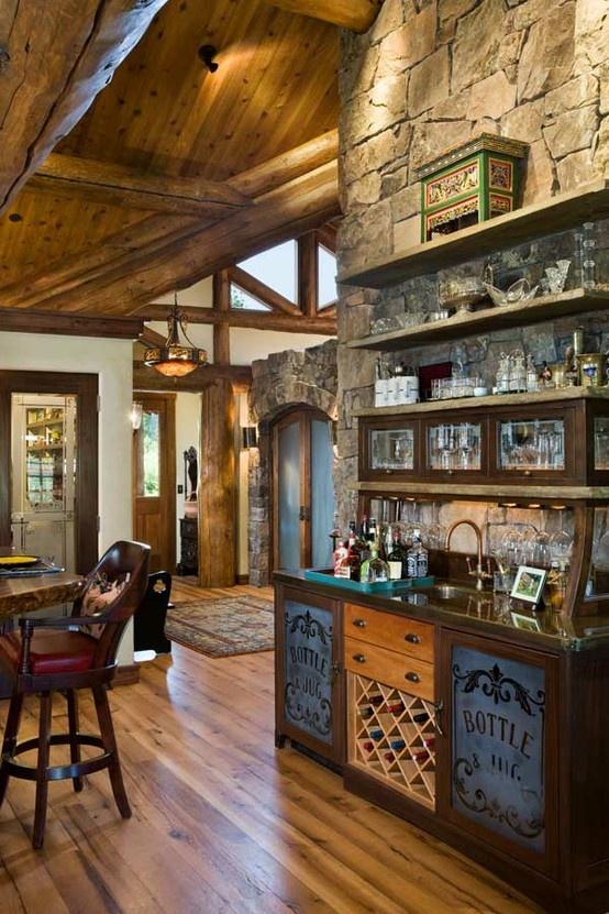 wet bar dream home pinterest