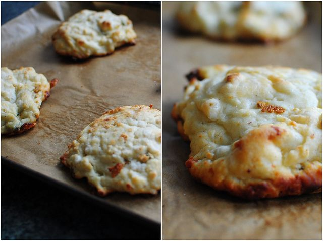 blue cheese drop biscuits | recipes i've liked | Pinterest