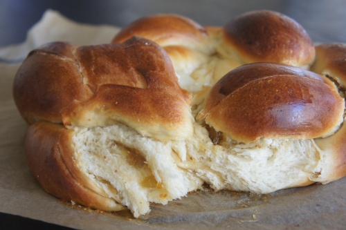 Fig, Olive Oil, and Sea Salt Challah | Baking and Sweets | Pinterest