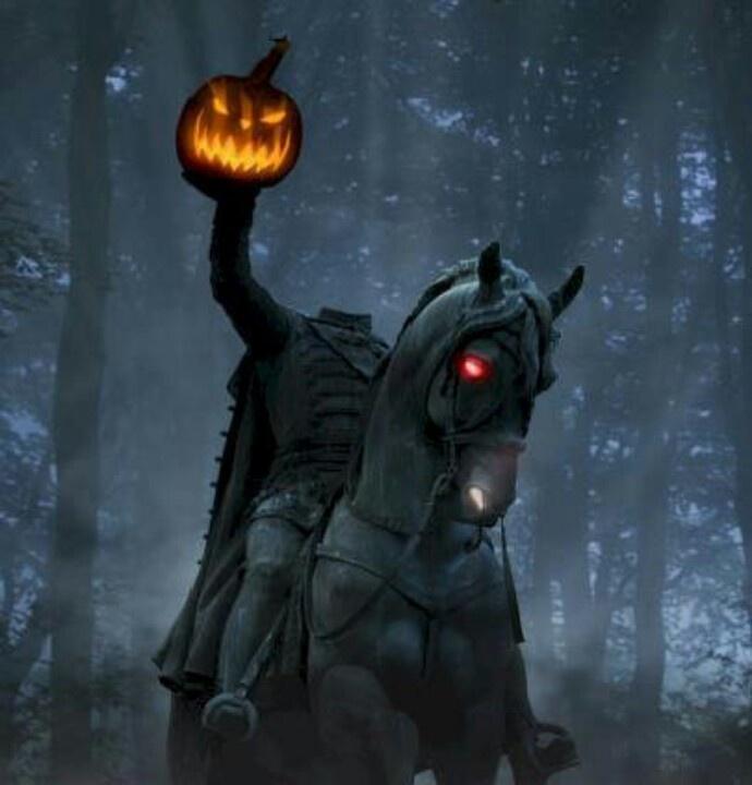 Headless horseman halloween pinterest - Pictures of the headless horseman ...