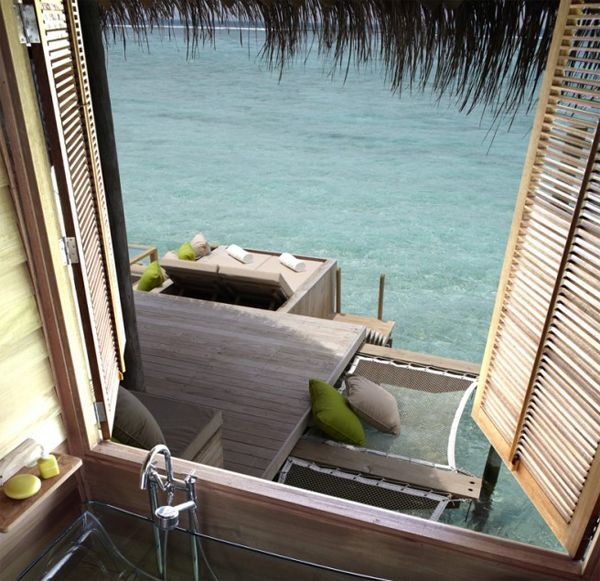 Laamu villa paradise in males homemydesign pinterest