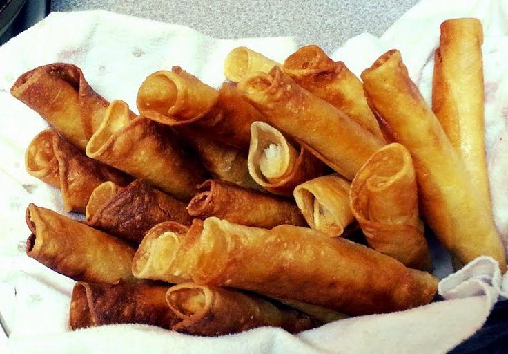 "Potato Taquitos - ""Yum"" @allthecooks #recipe"