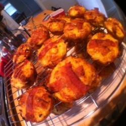 Eggs n Bacon Cupcake Allrecipes.com