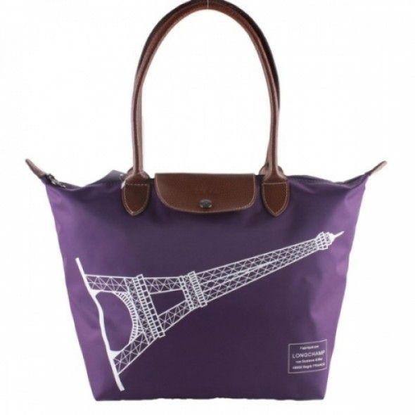 Longchamp Eiffel Laukku : Longchamp pliage eiffel tower car interior design