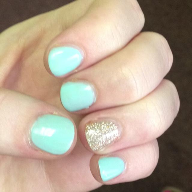 Gel nail polish ua nails in Annapolis mall