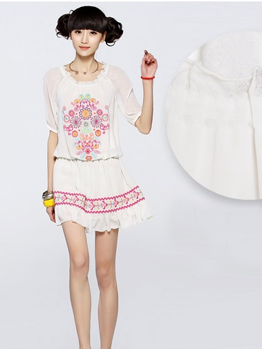 Nextwholesale.com…..new arrival…the most popular #clothing in #China,   #shirt,#dress,#pant,#tops  #Wholesale trendy chinese style princess dress