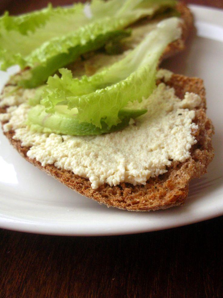 Tofu cheese | Vegan Cheese | Pinterest