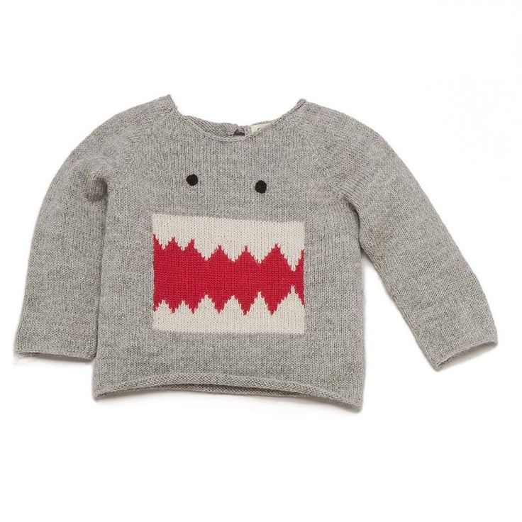 Oeuf Monster Sweater 56